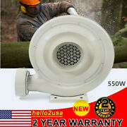 550w Dust Smoke Exhaust Blower Fan For Laser Engraving Cutting Machine Used