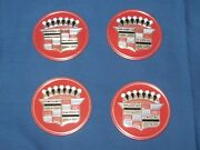 1958 58 Cadillac Hubcap Wheelcover Centers Medallions