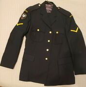 Canadian Forces Military Dress Jacket And Pants