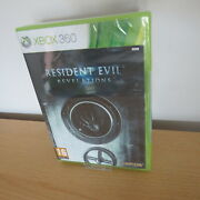 Resident Evil Revelations Xbox 360new And Sealed Pal Version