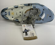 Tubbs Snowshoes Sojourn 21 Grey And Light Blue Nwt