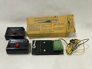 A.c.gilbert Co. American Flyer 706 Remote Uncoupler With Controller