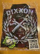 Dixxon Flannel Menandrsquos Orlok Limited Edition Size Xs Extra Small Rare New In Bag.