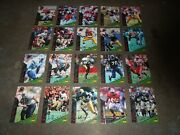 Sports Card Autograph Collection176 Basketball, Football, And Baseball Cards
