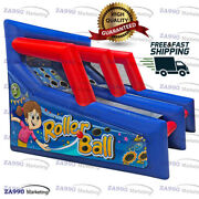 13x10ft Inflatable Skee Ball 2 Player Carnival Sport Game With Air Blower