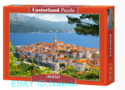 Castorland Jigsaw Croatia Islands 3000 Pieces Puzzles Rare New Sealed In Stock