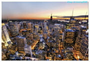 Educa Manhattan Sunset Scenery 3000 Piece Adult Decompression Puzzles Toys New