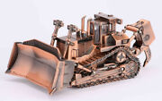 Caterpillar D11t Track Tractor Copper Finish Model 1/50 Cat Vehicle Toy 85517