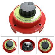 Dual Battery Selector Switch Fishing Boat Rv Semi 8501 1 2 On Off 50v Auto