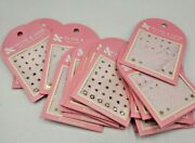 Lot 20 Pack Nail Art Stickers Olive And June Mix Design Leaf 36ct Each