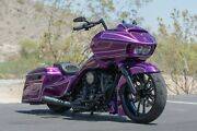 Fat Tire Trees Upgrade To Wide 23 Wheel 91-08 Hd Fl Bagger American Suspension