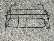 Mg Midget Austin Healey Sprite 1967-80 Andbull Convertible Top Frame. For Parts Mg4186