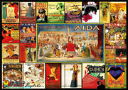 Educa Opera Performance World Show 3000 Adult Decompression Puzzles Toy Gift New