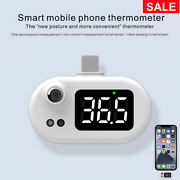 Usb Mini Mobile Phone Thermometer Non-contact Digital Forehead Clinical Thermome