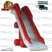 13x3.3ft Inflatable Yacht Slide For Water Sea Water Pool Bounce With Air Pump