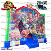 16x13ft Inflatable Toy Story Bounce House Combo With Air Blower