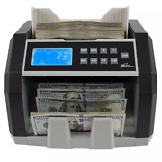 Royal Sovereign Front Load Bill Counter With 3 Phase Counterfeit Detection