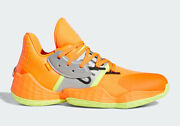 New Adidas Harden Vol. 4 Crossing Guard Fx2095 Basketball Dame Rose Menand039s Sz 12