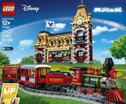 Lego Disney Train And Station - New In Sealed Box