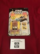 Star Wars 1978 Diecast Land Speeder Moc Excellent Condition