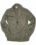 French Military F2 O.d. Field Jacket Lxl And Xxl Nos Condition Free Shipping