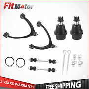 Front Control Arm W/ Ball Joints Assembly For Chevy Silverado Gmc Sierra Yukon