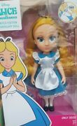 Alice In Wonderland Limited Edition Of 3000 Doll Aniversary