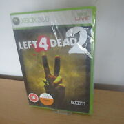 Left 4 Dead 2 Microsoft Xbox 360, New Factory Sealed