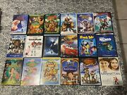 Movies Dvdand039s All In Pictures Kids And Adults 144 Total