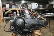 1988 Ducati Paso 750   For Part Engine Motor   6973 Miles