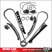 Timing Chain Cover Gaskets Kit Fit 2004-2008 Ford F150 F250 F350 Expedition 5.4l