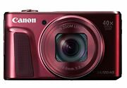 Canon Digital Camera Powershot Sx720 Hs Red Optical 40 Times Zoom Pssx720hsre