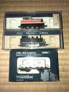 Around 1980 N Gauge Set Kato Sekisui Metal Tomix / Ho Plarail Model Train Jp