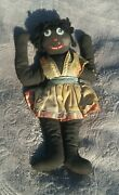 Two Antique High Quality Black Dolls By B