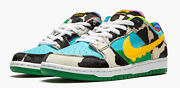 Nike Sb Dunk Low X Ben And Jerryand039s Chunky Dunky - Size 8 - Cu3244-100