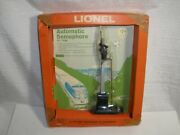Lionel Automatic Semaphore B151 New In Package