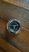Ford Maverick Gas Cap 1970-77 Old Stock Great Used Condition - Crome