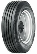 255 70r 22.5 Truck Bus Tires Steer Trailer Commercial Heavy Duty Load 16 Ply X6