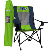 2 Pack High Back Folding Portable Outdoor Chair W Nfl Team Logo 2 Cup Holders