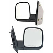 For Chevy Express 1500/2500/3500 Mirror 2003-2007 Rh And Lh Pair/set Heated