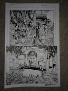 Pasarin Justice League 26 Pg 11 Jla Kids 1st App Issue And All On Page + Dead Body
