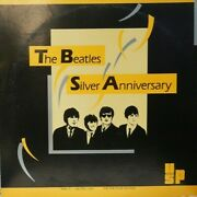 Rare Beatles Silver Anniversary Double Lp The Fab Four On Film Radio Show. L@@k
