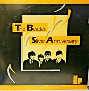 Rare Beatles Silver Anniversary Double Lp Million Sellers Only Radio Show. L@@k