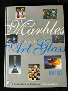 Contemporary Marbles And Related Art Glass By Mark P. Block Hardcover