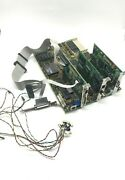 Vintage I486sx Isa Motherboard B4860 W/cpu,memory And Extras