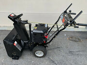 Pickup Only Snow-tek By Ariens Snowblower 24 9.5tq Two-stage Model 920402