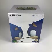 Sonic Generations Collectorand039s Edition Playstation 3 Ps3 Big Box With Figure