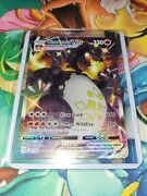 Pokandeacutemon Shiny Charizard Vmax Shining Fates Sv107/sv122 Secret Rare New Psa 10