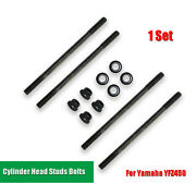 1 Set Engine Cylinder Head Studs Bolts Replacement For Atv Yamaha Yfz450 Yf Z450