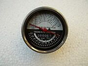 Oliver Tractor Tachometer Super 55 Up To Sn 46000 Gas Diesel Face White